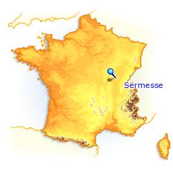 Par ordre alphabétique, des villes et des villages . Carto_3_coords_5.08778.46.9003_spot_3_label_sermesse